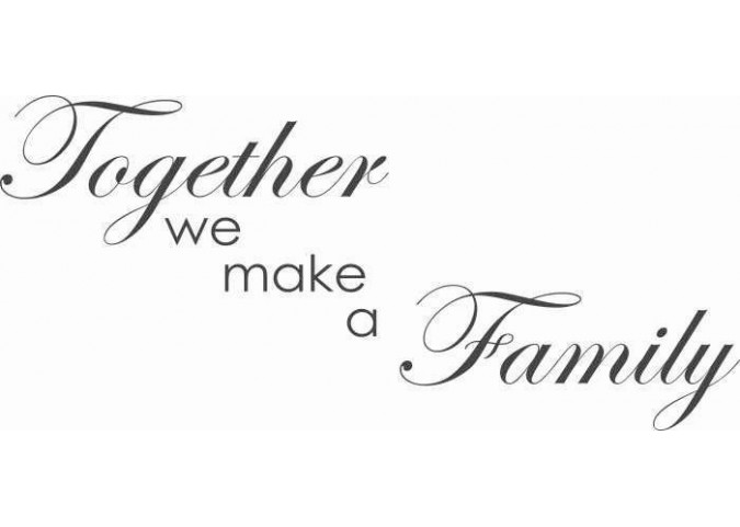 Together We Make A Family 14  Mocnaklejek. Sample Of Cv Or Resumes Template. Resumes For New Teachers Template. Memorandum Of Understanding Example Template. Standard Biodata Format For Marriage Template. Open Office Mla Template. Excel Spreadsheet To Track Expenses. Transunion Customer Service Number Template. Free Downloadable Menu Templates