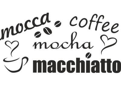 Coffee mocca mocha macchiatto 197
