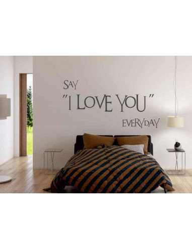 Say i love you everyday 30