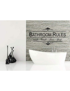 Bathroom rules 116