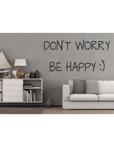 Don't worry be happy 169