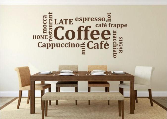 naklejka do kuchni coffee 215 mocnaklejek
