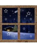 dekoracja na okno - gwizadki 604