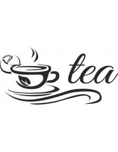 Naklejka do kuchni tea 725