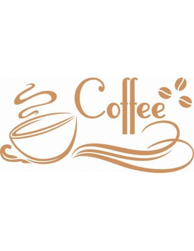 Naklejka do kuchni coffee 732