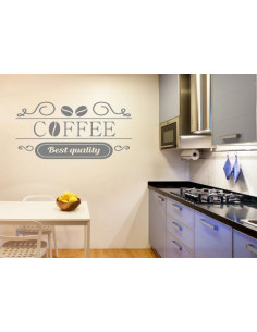 Naklejka do kuchni coffee 741