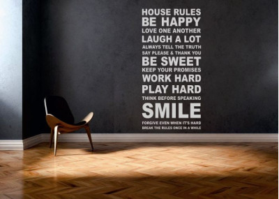 House rules 13