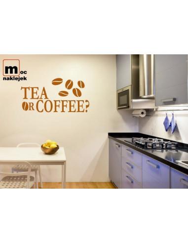 Tea or coffee 326