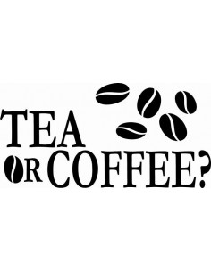 Tea or coffee 326