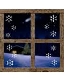 Dekoracja świąteczna gwiazdeczki 627