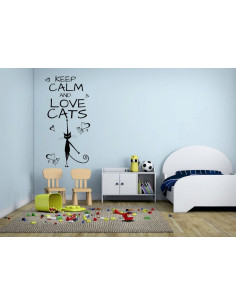 keep calm and love cats 1021