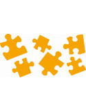 Naklejki na ścianę do pokoju dziecka - Puzzle 1115