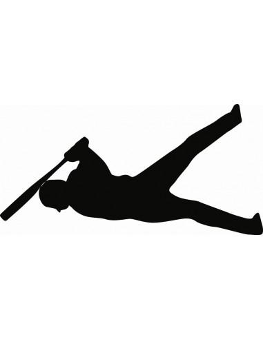 Naklejki na ścianę do pokoju dziecka - Baseball 1116