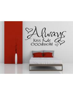 Always kiss me goodnight 371