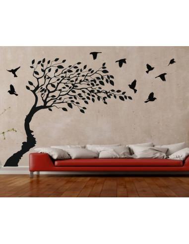 naklejka drzewo 1504