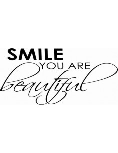Smile you are beautiful 76
